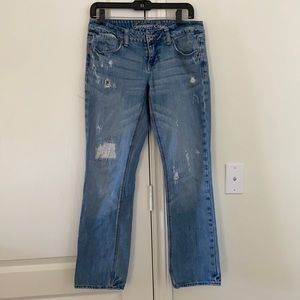 American eagle jeans 77 straight